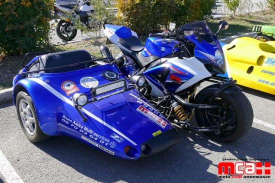 Side Rallye routier GSX-r 1000