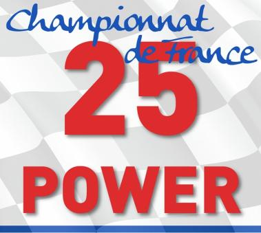Championnat france 25 power fusion zones hd