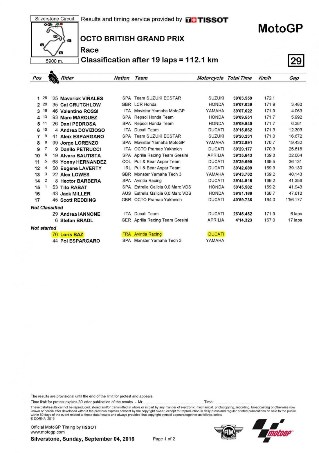 Gp gb course page 1