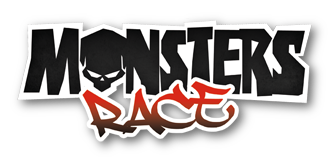 Logo monsters race